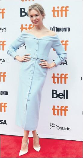 ??  ?? Publika na filmskom festivalu u Torontu bila je oduševljena njezinom interpretacijom Judy Garland u filmu 'Judy'