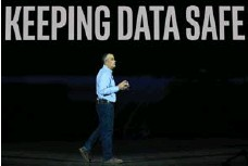 ?? ETHAN MILLER/GETTY IMAGES ?? CEO Brian Krzanich is facing scrutiny for selling a bulk of his shares after Intel learned of the chip security problems, but before the news was public.