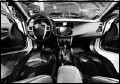 ?? ROBYN BECK/AFP/Getty Images ?? The interior of the new Chrysler Town & Country at the L.A. auto show in Los Angeles.