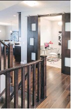 ??  ?? Broadview Homes' Kornell show home in Ravenswood, Airdrie, won Best New Home $325,000$374,999.