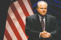 ?? WIn McnaMEE/GETTy IMaGES ?? Rush Limbaugh, who died Wednesday at age 70, built a loyal following over decades as a conservative talk radio host.