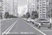 ??  ?? 图8 行人交通事故场景复现