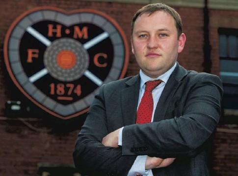 ?? PICTURE: ALAN HARVEY/SNS ?? 0 Ian Murray MP has advised Hearts owner Ann Budge to delay the transfer of her shares.