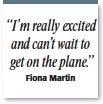 ??  ?? Fiona Martin