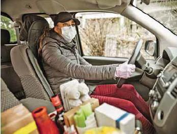 ?? ISTOCK ?? Estadísticas. Brasil, Sudáfrica, India, Australia y Estados Unidos son los cinco países más importantes, donde la gente dijo que usaría su coche más que antes de la pandemia. /