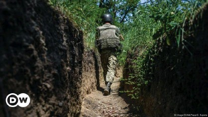 ??  ?? The conflict has killed more than 14,000 people since 2014, according to Ukrainian figures