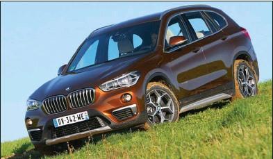 ??  ?? Le nouveau X1 est un agréable compagnon de route, laissant toutefois de côté le dynamisme de la précédente génération.