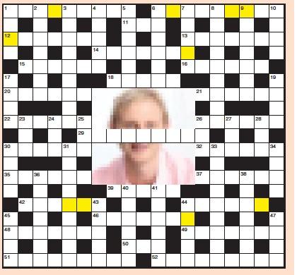 mannys ice age wife crossword