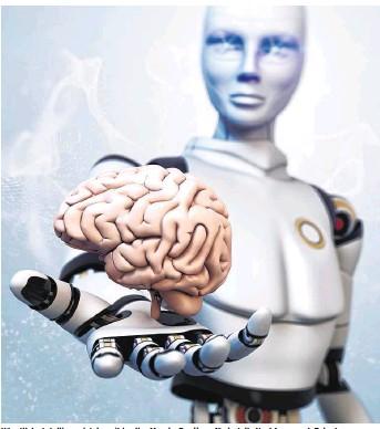 ??  ?? Künstliche Intelligenz ist derzeit in aller Munde. Der Hype fördert die Nachfrage nach Talent