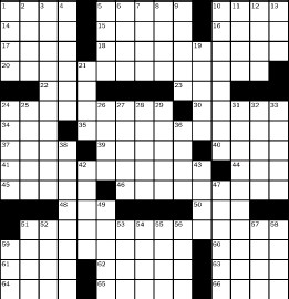?? PUZZLE BY BYRON WALDEN ??