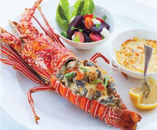 Lobster Thermidor Pressreader