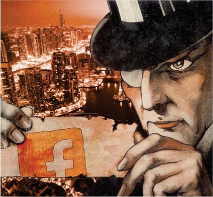 ??  ?? Revival. Sous la houlette du romancier Adrien Goetz, l'immortel Arsène Lupin mène l'enquête à l'heure d'Internet et de Facebook (photomontage).