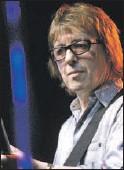 ?? Star file photo ?? AUGUST 2001: Bill Wyman leads The Rhythm Kings through a spirited set at Oldcastle's Ciociaro Club.