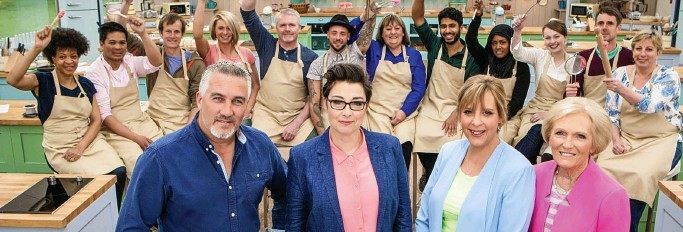 a4ed28530 Rising stars  All of the season six hopefuls with the Bake Off presenters