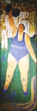 ??  ?? Федор Тетянич. «Женская сила». 1970- е. Коллекция Леонида Камского