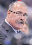 ?? WAYNE CUDDINGTON/OTTAWA CITIZEN ?? Senators head coach Paul MacLean brought the right mix of folksy charm and tough love to an up-and-coming group.