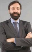 ??  ?? Νικόλας Γκουζέλος, πρόεδρος Πανελληνίου Συνδέσμου Στελεχών Διαχείρισης Κινδύνων.