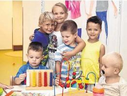 ??  ?? Individuelle Förderung für alle Kinder in den Kindergärten