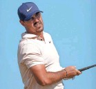?? GEOFF BURKE/USA TODAY SPORTS ?? Brooks Koepka has finished 24 competitive rounds this year on the tour.