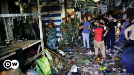 ??  ?? Bomb attacks have been on the rise in Sadr City