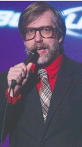 ?? Mat Haywa rd / Gett y Imag es ?? John Roderick claims he has been called a bad parent and worse simply for trying to teach his daughter a new skill.