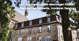 ??  ?? Boutiquehotel im ehemaligen Kloster: Historisches Ambiente, moderner Service.