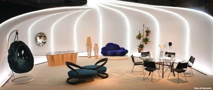 Risultati immagini per ANEMONA TABLE  Louis Vuitton Objets Nomades