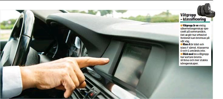 ?? FOTO: NOKIAN TYRES ?? KOMPLICERAT. 36 procent av bilisterna ser mobilanvändningen som en av de största riskerna för trafiksäkerheten medan 24 procent anser att användningen av navigationssystemet under färd är trafikfarligt.