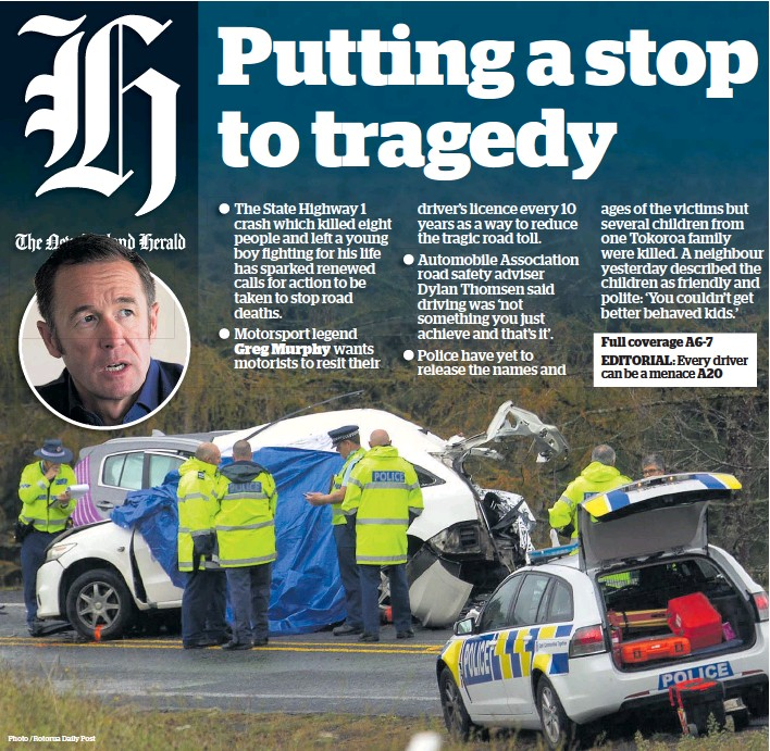 PressReader - The New Zealand Herald: 2019-04-30 - Putting a stop to