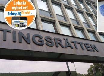 ?? FOTO: MOSTPHOTOS ?? EnköpingDirekt.se RÄTTVISANS PALATS. Uppsala tingsrätt.
