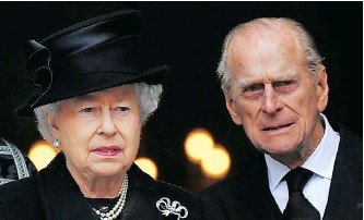 ??   REUTERS ?? AFRICAN leaders sent condolences to Britain's Queen Elizabeth, the royal family and people of the United Kingdom, praising Prince Philip as 'a great man who worked for a peaceful co-existence of the human race'.