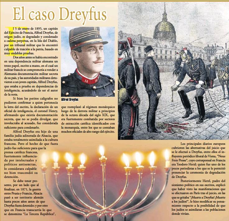 Resultado de imagen para Fotos Alfred Dreyfus es degradado y sentenciado a cadena perpetua en la Isla del Diablo.