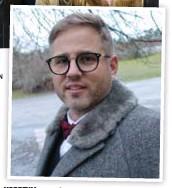 ??  ?? HOPPFULL. Montessoripedagogik och musikklasser kan vända trenden, tror biträdande rektorn Jens Lindgren.