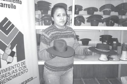 Una diversidad de sombreros se expondrá en este lugar que fue gestionado  por organizaciones. ca77f4f59a6