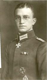 ??  ?? ■ Leutnant Kurt Wintgens.