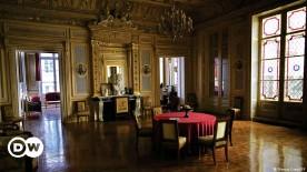 ??  ?? Das Palais Vivienne ist Schauplatz des jüngsten Skandals um VIP-Partys in Frankreich