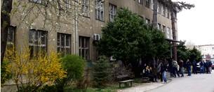 ??  ?? petra Živanović matijević ostala je u školi jer je ispravljala ocjene
