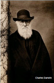 ??  ?? Charles Darwin