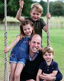 ??  ?? Prince says George, Charlotte and Louis have influenced his thinking