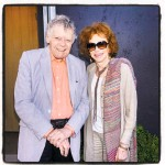 ?? Catherine Bigelow / Special to The Chronicle ?? Gordon and Ann Getty at Odette Estate Winery for their Arts+Earth Initiative fundraiser that also honored composer Getty.