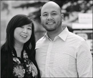 ?? Dean Bicknell, Calgary Herald ?? amy Cruz and Joseph Silot viewed 30 homes before settling on a condo in the Calgary neighbourhood of Sunnyside. The couple are part of a growing number of young Canadians who are buying real estate.