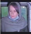 ?? FOTO: RANIAN STATE TELEVISION/AP/DPA ?? Kylie Moore-Gilbert ist wieder in Freiheit.