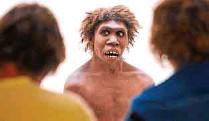 ?? AFP ?? El neandertales percibía sonidos de frecuencia más elevada.