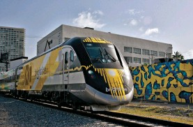 ??  ?? BRIGHTLINE, FLORIDA'S