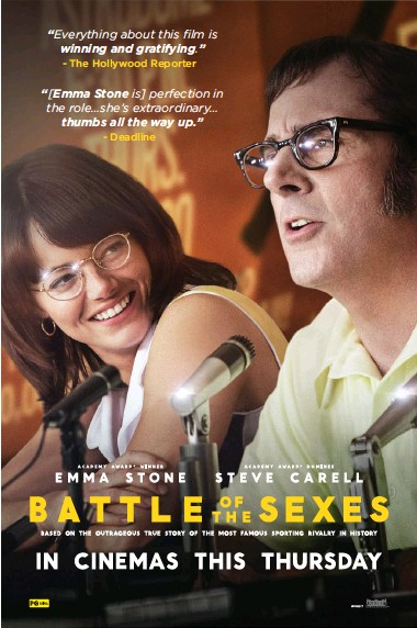 is battle of the sexes a true story