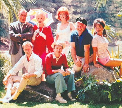 ?? CBS PHOTO BY GABI RONA MPTV ?? Bill Gross told a California court that he and his partner Amy Schwartz fell in love with the 1960s sit-com Gilligan's Island, and that's why they played the theme song repeatedly at high volume — to their neighbour's chagrin.