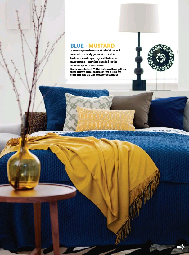 Pressreader Good Housekeeping Uk 2018 11 01 Blue Mustard