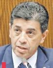 ??  ?? Senador Víctor Ríos (PLRA) dijo que incluir la reelección presidencial es una expresión de deseos de grupos radicales.