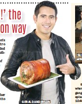 ??  ?? GERALD ANDERSON 'SUPERNATURAL' COLLIDES with 'Scooby-Doo'