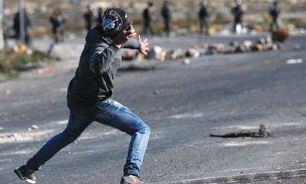 ?? (Reuters) ?? 'TERRORISTS LOB rocks more than two-dozen times per day at Israeli vehicles driving on Highway 60, the main north-south highway that runs through the hills of Samaria.'